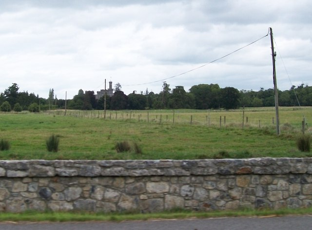 The Charleville Demesne, Tullamore, from the N52