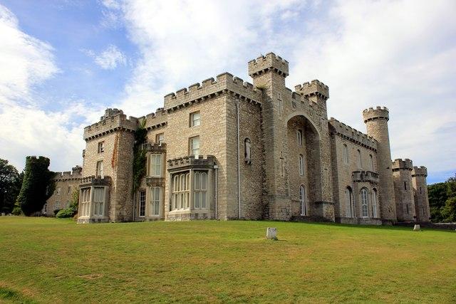 Bodelwyddan Castle