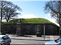 NT9953 : Former town walls, Berwick by Stephen Craven