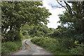 SW3927 : Lane to Boscarne Farm by Elizabeth Scott