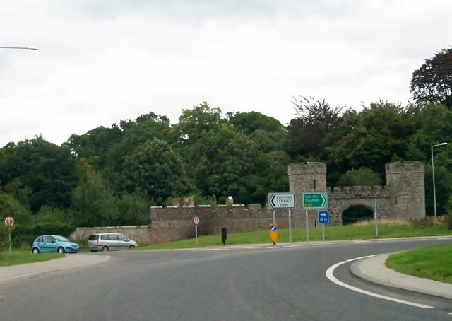 The Charleville Roundabout, Tullamore
