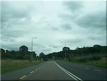 N3022 : The N52 approaching the Charleville Roundabout by Eric Jones