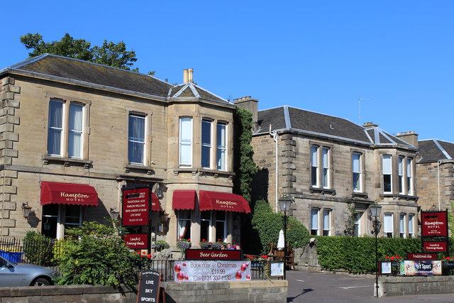 Hampton Hotel, Corstorphine Road, Edinburgh