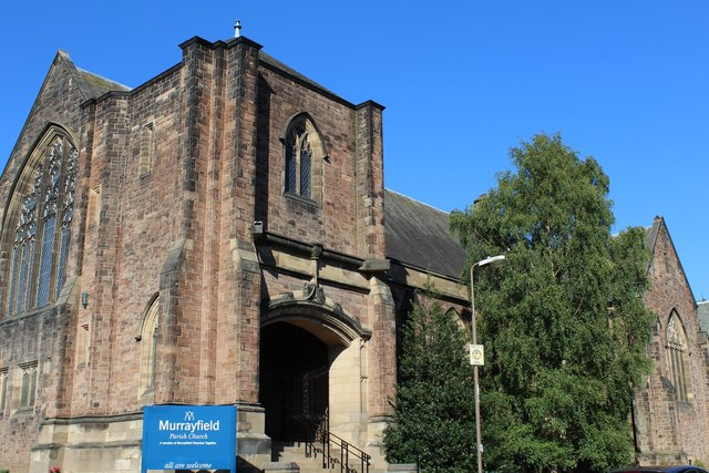 Murrayfield Parish Church