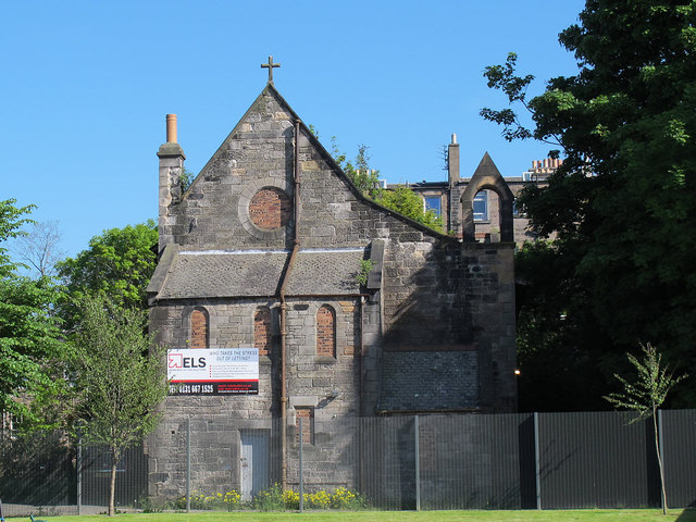 Former chapel by the canal
