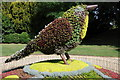 SP7316 : A topiary bird, Waddesdon Manor by Philip Halling