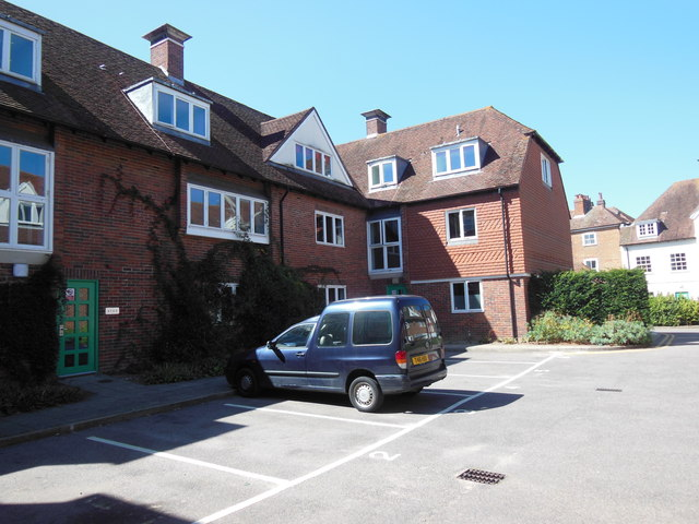 Student accommodation, Lanfranc House