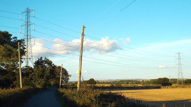 High Oak Hill, near Kemsley