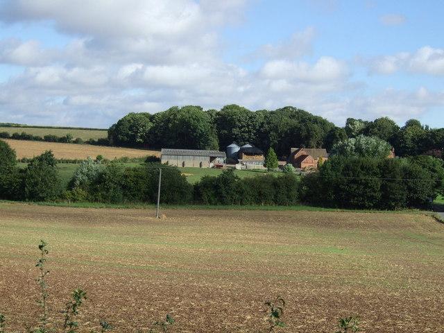Farmland, Beesthorpe Hall Farm