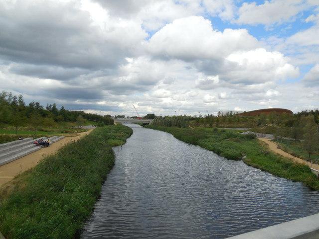 River Lea, Stratford