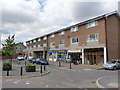 SK3830 : Shopping parade, High Street, Chellaston by Alan Murray-Rust