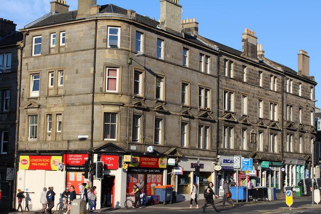 London Road, Edinburgh