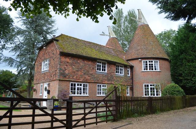 Chingley Manor Oast