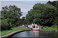 SJ9312 : Otherton Lock south of Penkridge, Staffordshire by Roger  Kidd