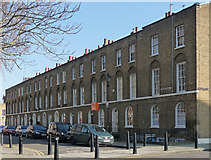 TQ3581 : 50-60 Arbour Square by Stephen Richards