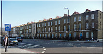 TQ3581 : 300-334 Commercial Road by Stephen Richards