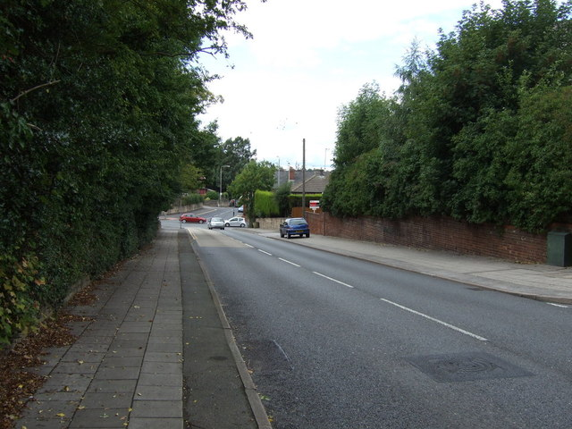 New Mill Lane, Mansfield Woodhouse by JThomas