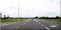 N3428 : The N52 (Tullamore Bypass) at its junction with the R421 (Arden Road) by Eric Jones