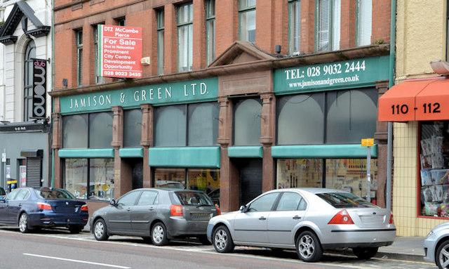 Nos 102-108 Ann Street, Belfast (2)