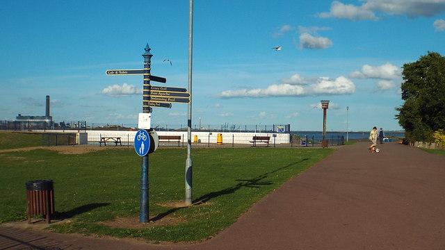 The Strand, Gillingham