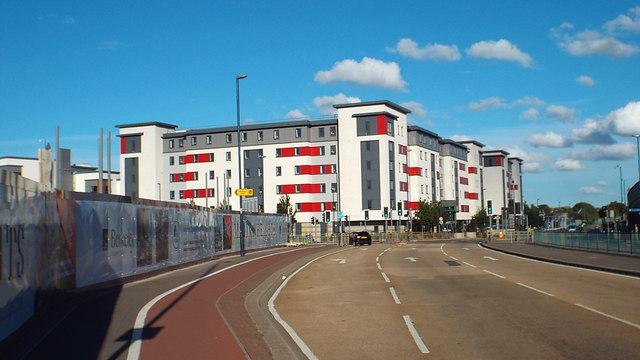 Pier Road, Gillingham
