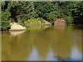 SU8867 : Savernake Pond, Bracknell by Alan Hunt