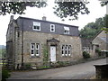 NU0601 : House by the Mart, Rothbury by Stanley Howe