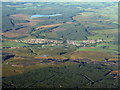 NS4110 : Patna from above East Ayrshire by M J Richardson