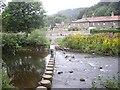 NU0601 : Stepping Stones, Rothbury by Stanley Howe