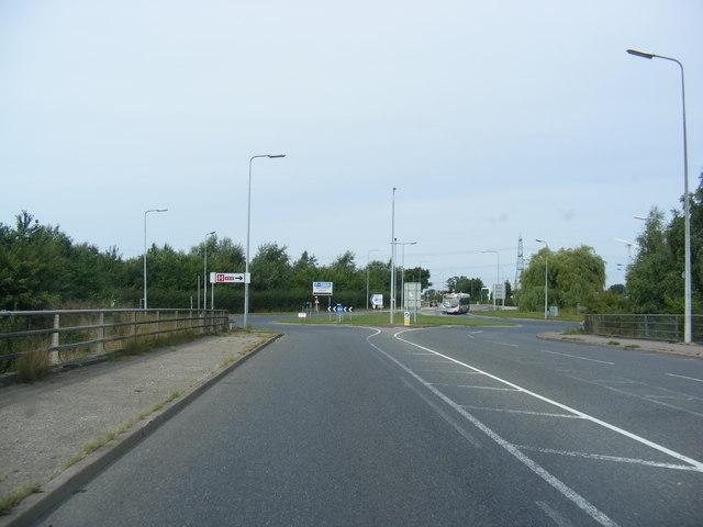 A1060 Maldon Road, Sandon