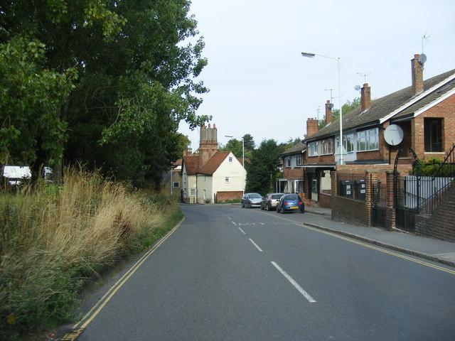 Maldon Road, Great Baddow
