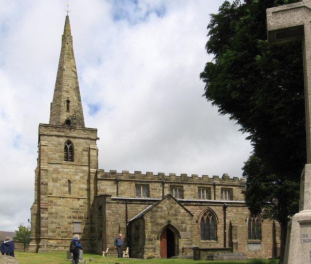 Crich - Church