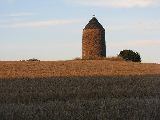 Windmill at Monkton
