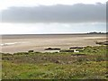 NY1365 : The sands of Solway Firth by Oliver Dixon