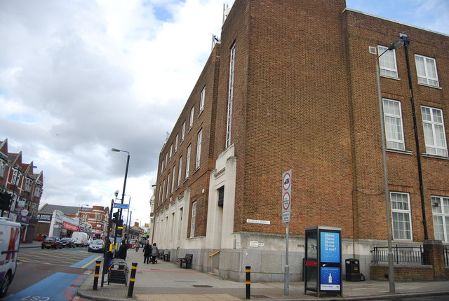 Government Offices, Tooting