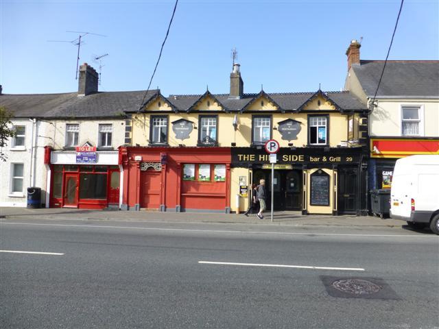 The Hillside Bar, Ardee