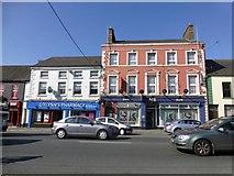 N9690 : O'Flynn's Pharmacy / AIB, Ardee by Kenneth  Allen
