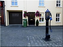 N9690 : Cast iron pump, Ardee by Kenneth  Allen