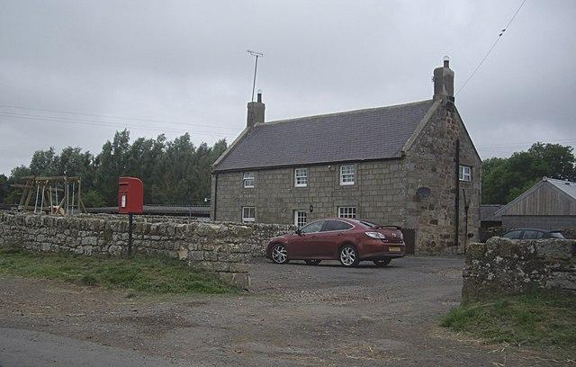 Flotterton Cottages