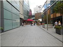TQ3884 : Westfield Shopping Centre, Stratford by Paul Gillett