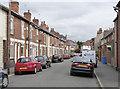SK3833 : Burnside Street by Alan Murray-Rust