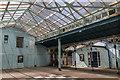 SO0560 : Entrance to Former Spa Building, Rock Park, Llandrindod Wells, Powys by Christine Matthews