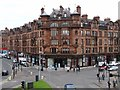 NS5766 : St George Mansions, a spectacular tenement building by Alan Reid