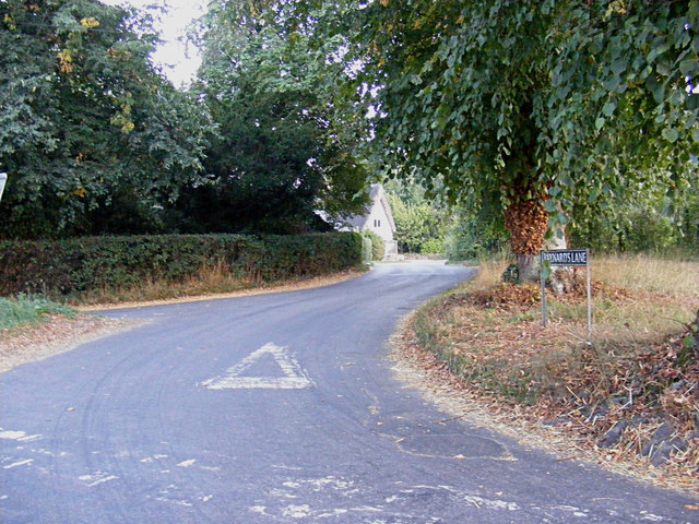 Baynard's Lane, Baynard's Green