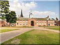 SK6274 : Clumber Park, Old Stable Block by David Dixon