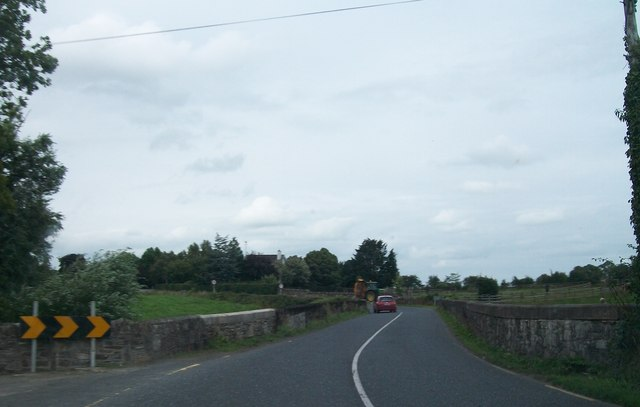 The R164 bridge over the Blackwater River