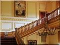 SK9239 : Stairway, Belton House by David Dixon
