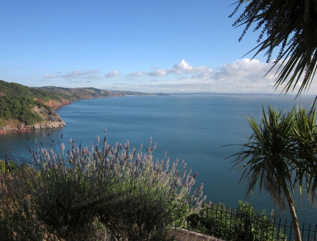 On Babbacombe Downs