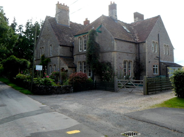 The Old Vicarage Guest House, Clehonger