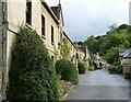 ST8477 : Row of houses along West Street by Rob Farrow